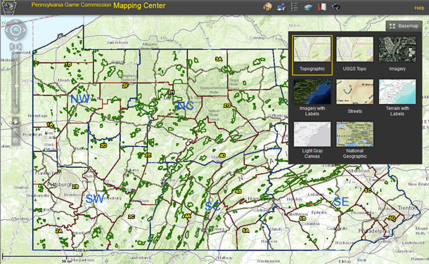 Hunter Access Program: Pa State Game Lands Maps At Codeve.org