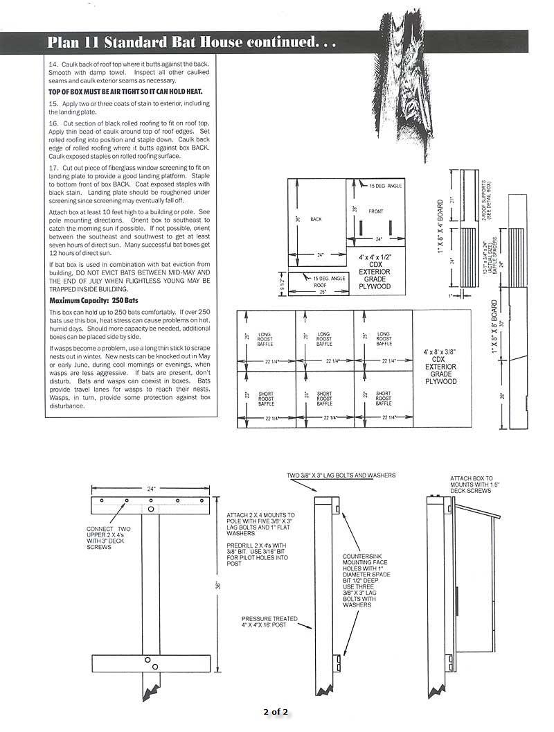 screech owl house plans nice look | 1yellowpage