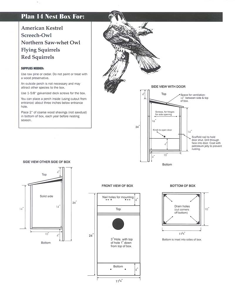 Wildlife Home Plans on