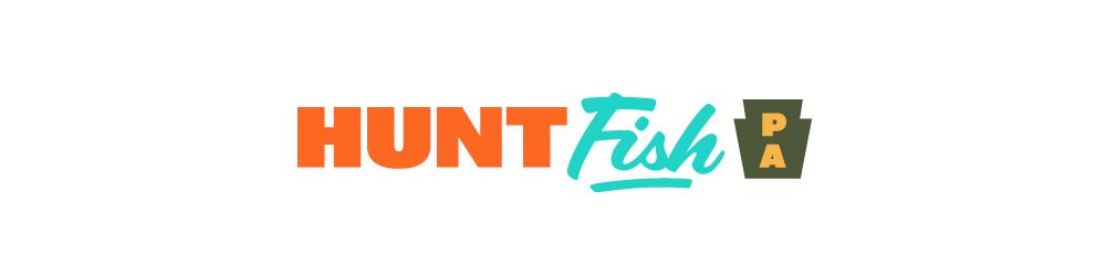 Hunt Fish PA logo