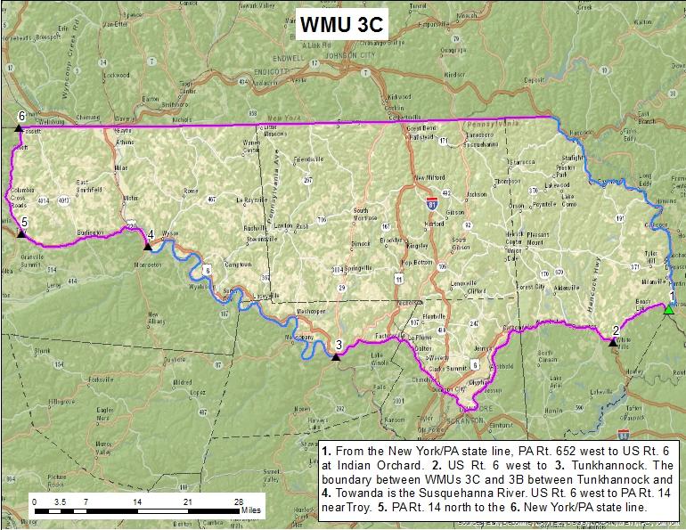 WMU 3C Georgia Public Hunting Land Map on nebraska land maps, georgia hunting license, 511 area public land maps, georgia hunting regions map, ga hunting maps, ga natural resources coal maps, colorado hunting maps, georgia hunting zones map,